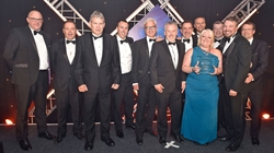 Acquisition of BWB by CAF Group wins East Midlands Deal of the Year